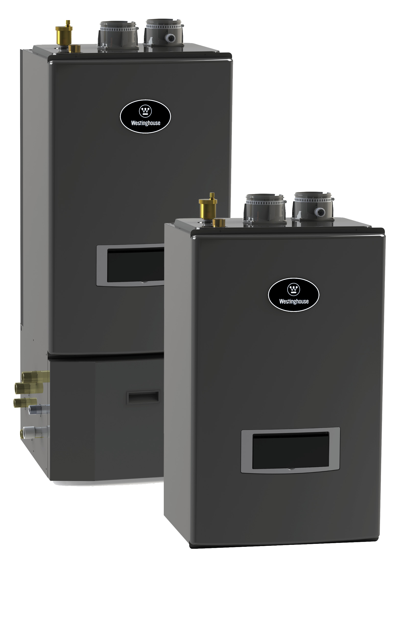 Westinghouse High Efficiency Boiler with Optional Water Heating – Floor Standing Unit