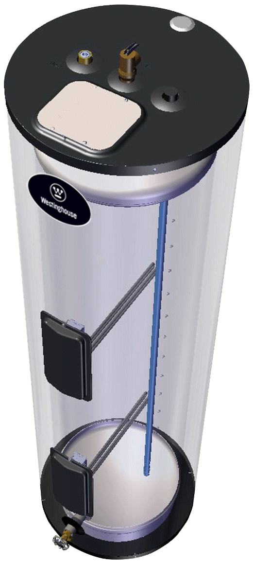 Westinghouse Electric Residential Water Heater
