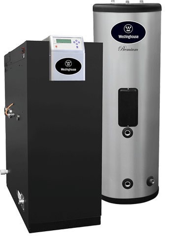Indirect Water Heater with Premier Boiler